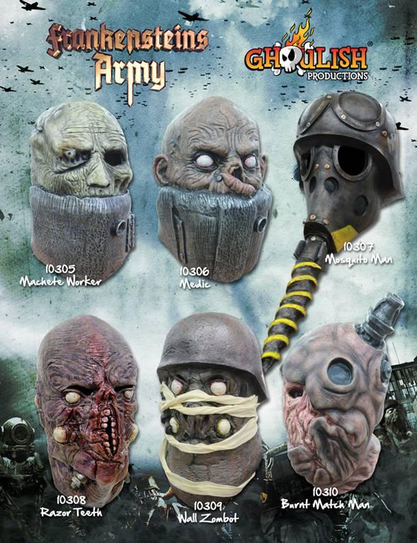 GLS Frankensteins Army